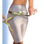 Шорти для схуднення білі ромір S-M